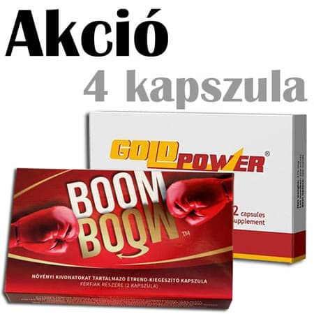 gold power és boom boom