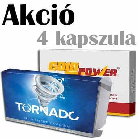 gold power és tornado