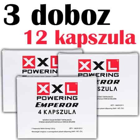 xxl powering emperor