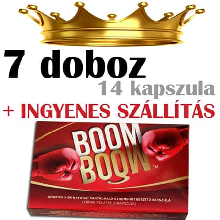 boom boom király csomag