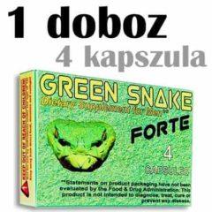 green snake forte potencianövelő