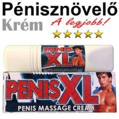 pénisznövelő krém penis xl