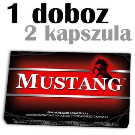 mustang potencianövelő