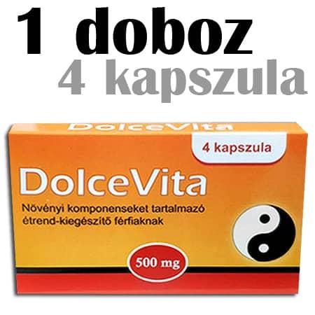 dolce vita potencianövelő 1 doboz