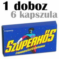 szuperhős potencianövelő 1 doboz