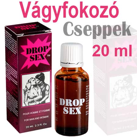 drop sex vágykeltő cseppek