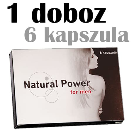 natural power potencianövelő