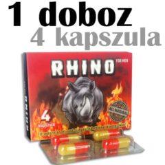 rhino potencianövelő 1 doboz