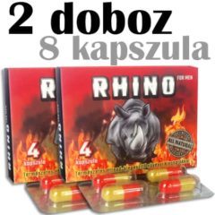 rhino potencianövelő 2 doboz