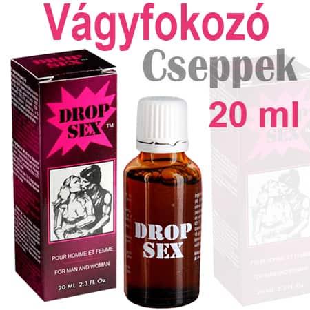 Drop Sex vágyfokozó cseppek (uniszex) – 20 ml