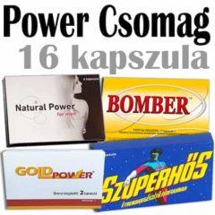 power potencianövelő csomag
