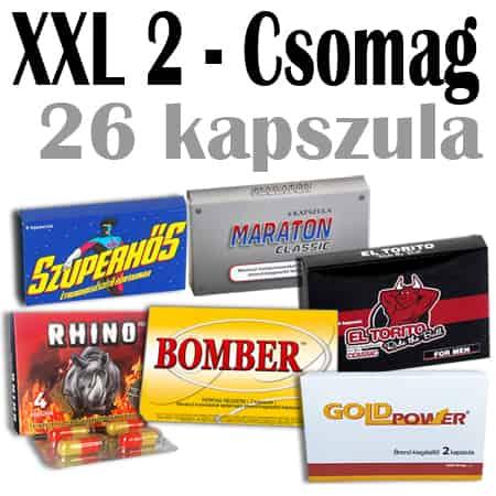potencianövelő csomag xxl 2