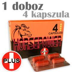 Horse Power Plus potencianövelő - 1 doboz