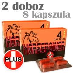 Horse Power Plus potencianövelő - 2 doboz