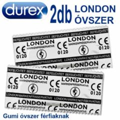 London Óvszer (Durex) – 2db