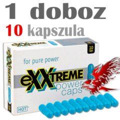 Exxtreme Power Potencianövelő -10 kapszulás