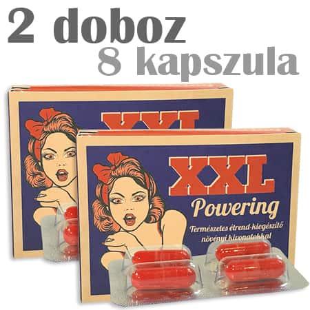 XXL Powering potencianövelő - 2 doboz - új