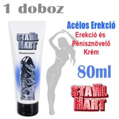 Acélos Erekció (Stahl Hart) Erekció és pénisznövelő * 2 doboz