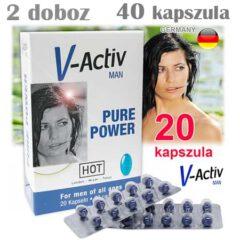 v-actív potencianövelő 2 doboz