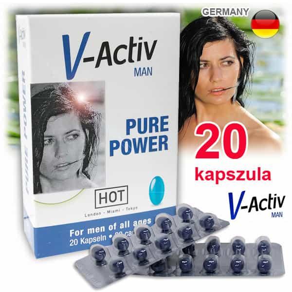 v-actív potencianövelő