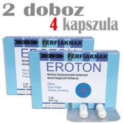 eroton ultra potencianövelő 2 doboz
