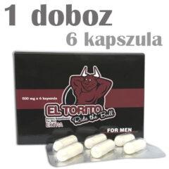 el torito extra 1 doboz