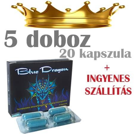 Blue Dragon Király Csomag