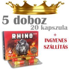 rhino király csomag