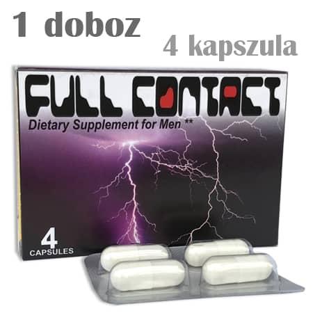 full contact 1 doboz potencianövelő