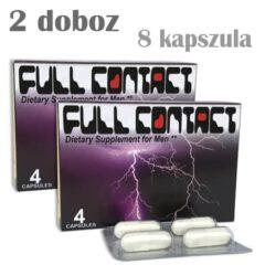 full contact potencianövelő 2 doboz