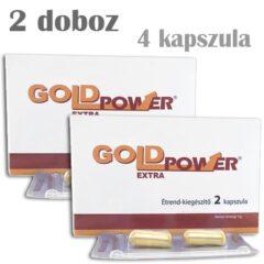 Gold Power Extra potencianövelő 2 doboz