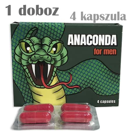 anaconda potencianövelő 1 doboz