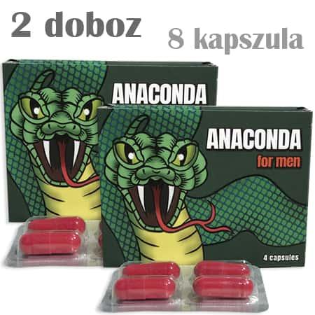 anaconda potencianövelő 2 doboz